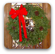 Holiday Wreath Deluxe 30""